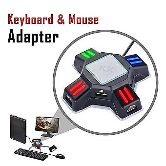 Usb adapters mouse keyboard converter adapter for ps4/switch/xbox one