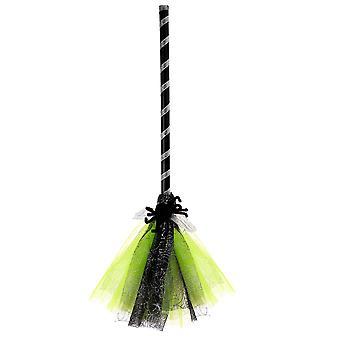 Halloween Dress opp heksekost Harry Potter Magisk Broom Heks atmosfære Layout