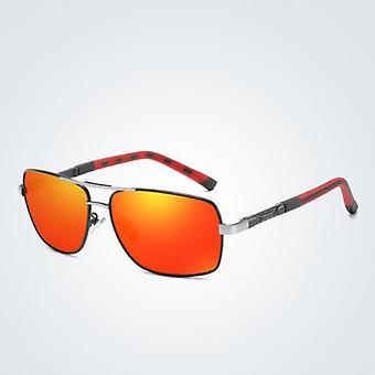 Solglasögon med full ram för män