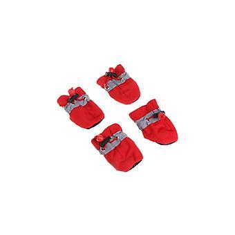 נעלי כלב עמיד למים נעלי שלג נעלי שלג נגד להחליק עבור כלב קטן כלב חם חורף