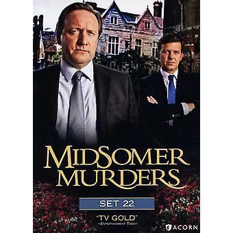 Midsomer Murders: Set 22 [DVD] USA import