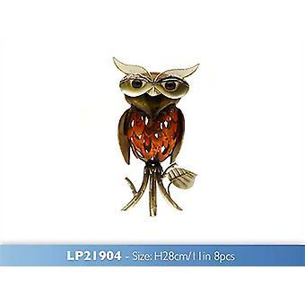 Metallic Owl