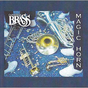 Canadian Brass - Magic Horn [CD] USA import