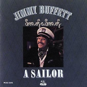 Jimmy Buffett - fils d'un fils d'une importation USA marin [CD]