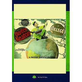 College [DVD] USA import