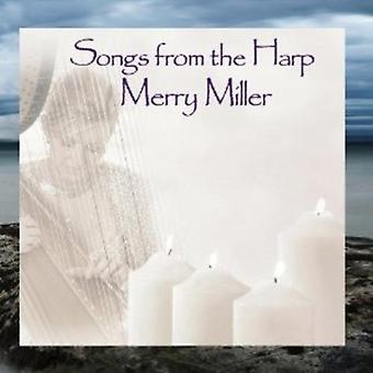 Merry Miller - Songs From the Harp [CD] USA import