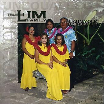 Lim Family - Launa'Ole-Unequalled [CD] USA import