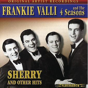 Frankie Valli & Four Seasons - Sherry & Other Hits [CD] USA import