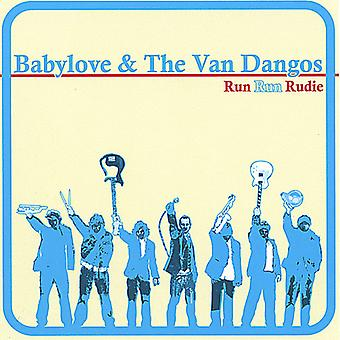 Babylove & the Van Dangos - Run Run Rudie [CD] USA import