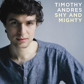 Timothy Andres - Shy and Mighty [CD] USA import