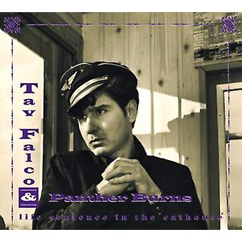 Falco, Tav / Panther Burns - Life Sentence in the Cathouse / Live in Vienna [CD] USA import