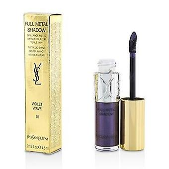 Yves Saint Laurent Full Metal Schatten - #18 violette Welle - 4.5ml/0.15oz