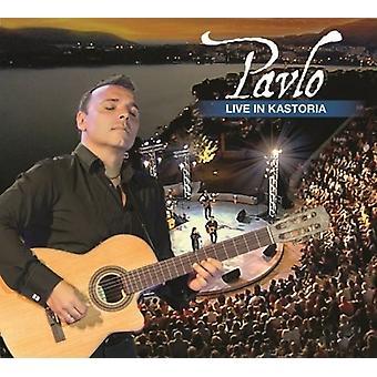 Pavlo - Live in Kastoria [CD] USA import