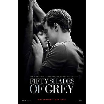 Fifty Shades of Grey Movie Poster (11 x 17)