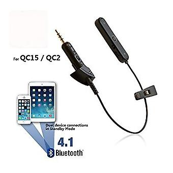 Bluetooth Adapter for Bose QC2/QC15 Headphones - Wireless Converter