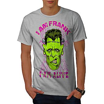 Vivo Frank homens mortos SubmarinoGreat-camisa | Wellcoda