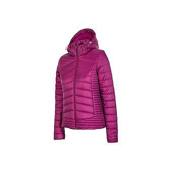Casaco jaqueta de Womens H4Z17-KUD004PINK 4F feminino