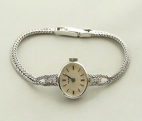 White gold diamonds Xera watch