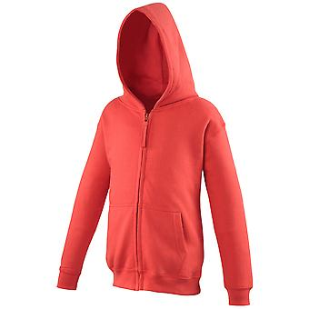 Awdis Kid's Zoodie Hooded Jacket