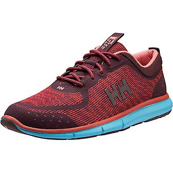 Helly Hansen Womens/Ladies HP Shoreline F-1 Lace Up Sailing Trainers