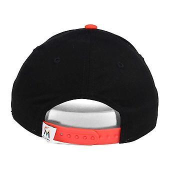 Miami Marlins MLB New Era 9Twenty Splatter Snapback Hat