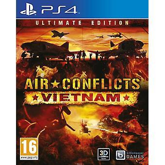 Luft konflikter-Vietnam (PS4)-nyt