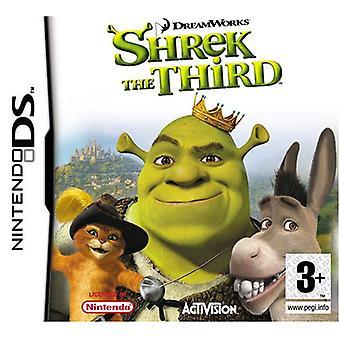 Shrek den tredje (Nintendo DS)-ny