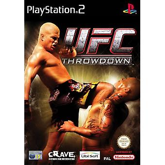 Ultimate Fighting Championship Throwdown (PS2) - New Factory Sealed