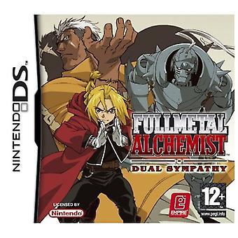 FullMetal Alchemist (Nintendo DS)-nieuw