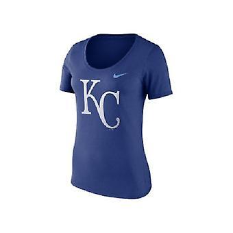 Kansas City Royals MLB Nike Team Scoop T-Shirt