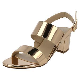 Ladies Anne Michelle Slingback Mule Sandals F10732