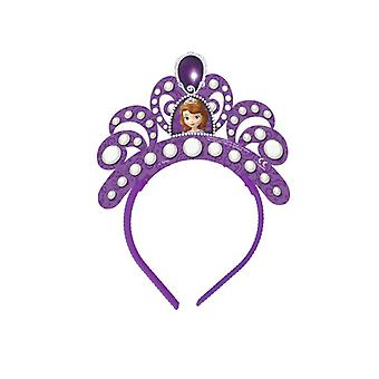 Sofia the first Mystic Isles Princess party tiaras hair maturity 4 piece children birthday theme party