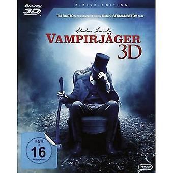 blu-ray 3D Abraham Lincoln - Vampirjäger FSC: 16