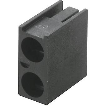 KSS PLD2-3A LED spacer 2x zwart geschikt voor LED 3 mm