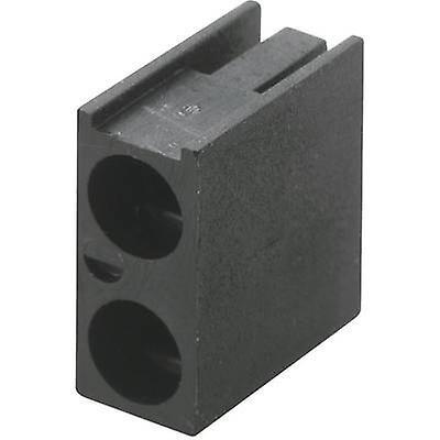 LED spacer 2x Black Suitable for LED 3 mm 1c Brand KSS PLD2-3A