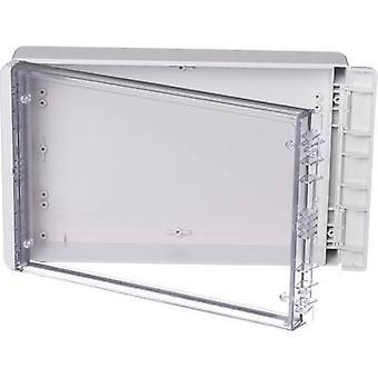 Bopla Bocube B 261706 PC-V0-G-7035 96026325 Wall-mount enclosure, Fitting bracket 170 x 271 x 60 Polycarbonate (PC) Grey-white (RAL 7035) 1 pc(s)