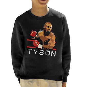 Tyson Splatter Print Kinder Sweatshirt