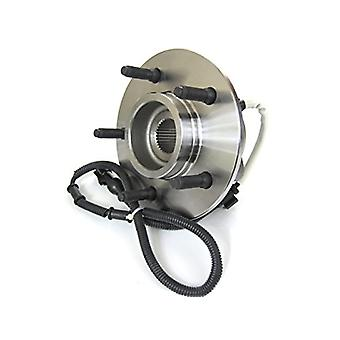 WJB WA515010 - Front Wheel Hub Bearing Assembly - Cross Reference: Timken SP550200 / Moog 515010 / SKF BR930318