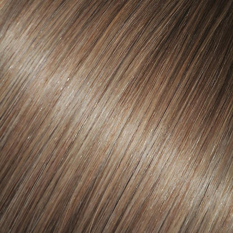 #8 Light Brunette - Clip in Hair Piece - #8 - Light Brunette