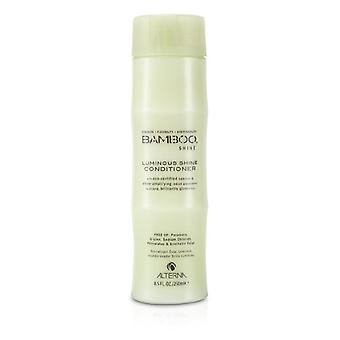 Alterna Bamboo Shine Luminous Shine Conditioner (voor sterk briljant glanzend haar)-250ml/8.5 oz