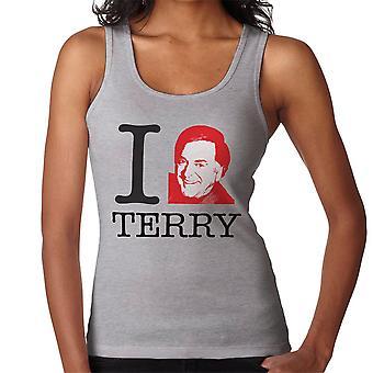I Heart Terry Wogan Women's Vest