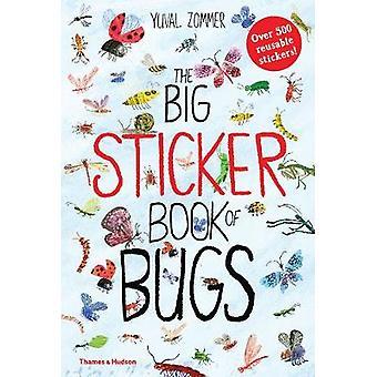 Der große Aufkleber Buch von Fehlern von Yuval Zommer - 9780500651346 Buch