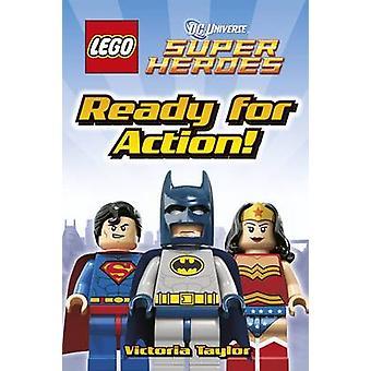 LEGO DC Super Heroes pronto per l'azione! da Victoria Taylor - 978140936