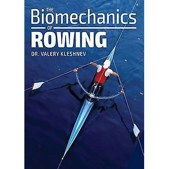 La biomécanique de l'aviron par Valery Kleshnev - Book 9781785001338