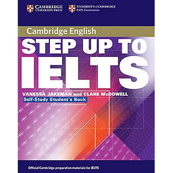 Step Step Up to IELTS Self-Study Student's Book by Vanessa Jakeman -