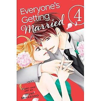Jedermanns heiraten, Vol. 4