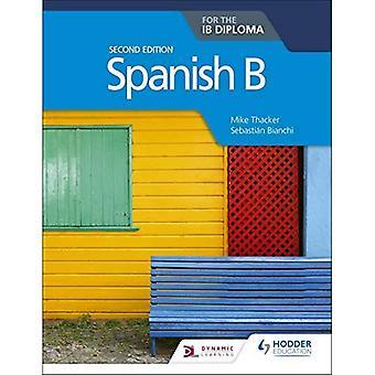 Spanisch B für das IB Diploma Second Edition