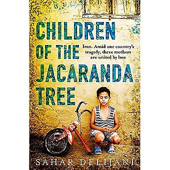 Enfants de l'arbre Jacaranda