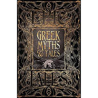 Mythes grecs & Tales: Récits épiques (Fantasy gothique)