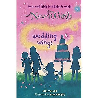 Asas de casamento (nunca meninas)